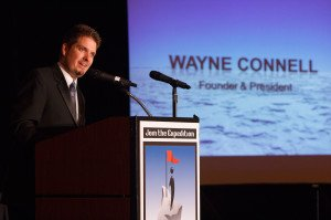 IDA Founder and President, Wayne Connell