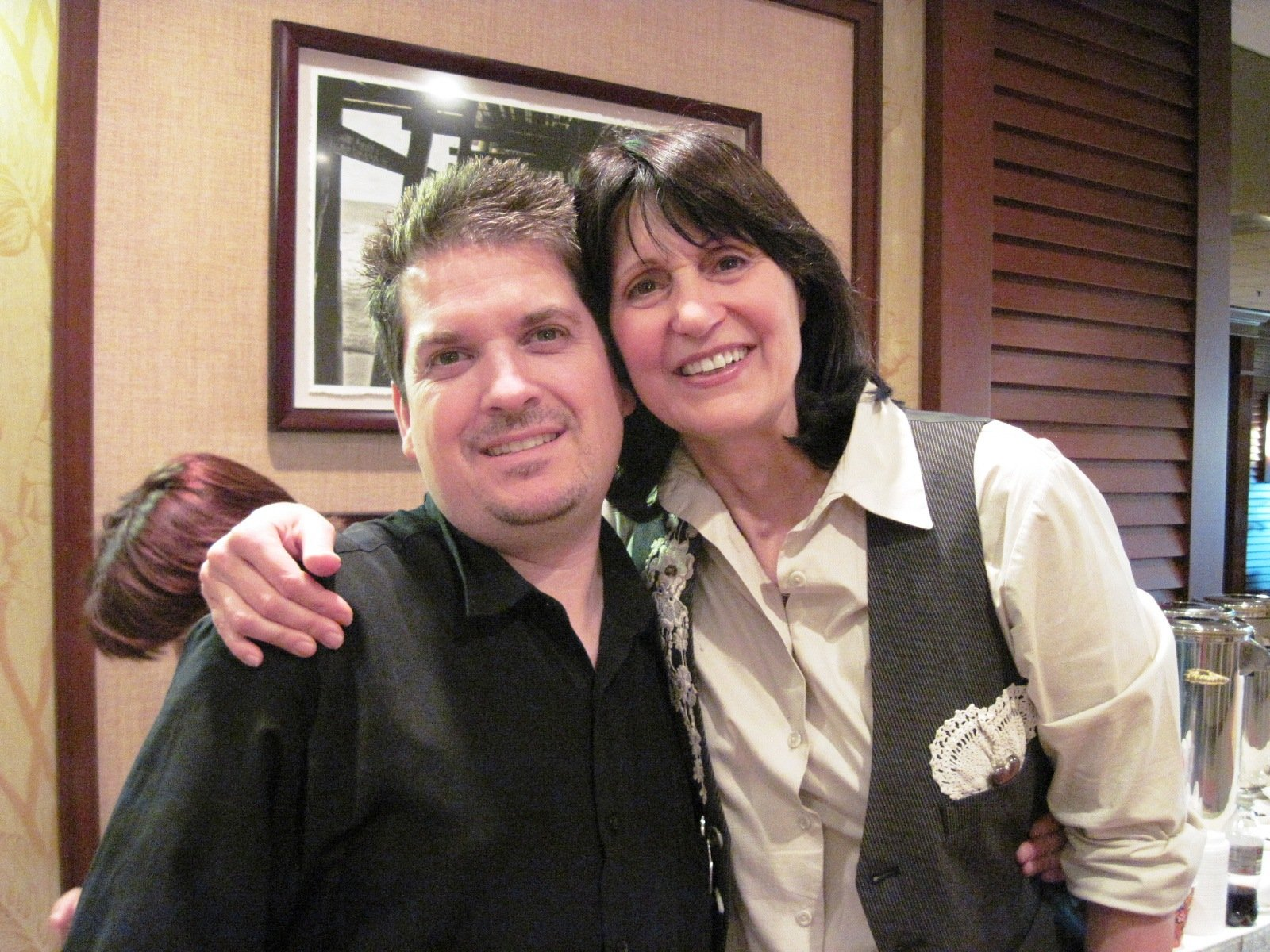 Wayne and Kathy Buckley