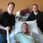Jason Graham in Hospital