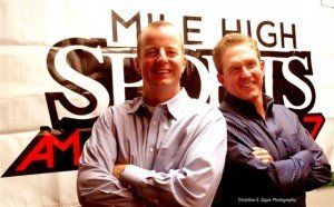 Mac and Doog Show Mile High Sports Radio