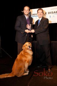 2011 Invisible Hero Award - Luis Carlos Montalvan