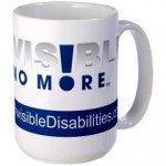 Invisible No More Coffee Mug