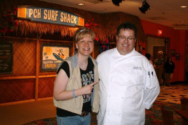 Sherri and Chef Nick