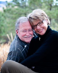 Kathe and David Skinner