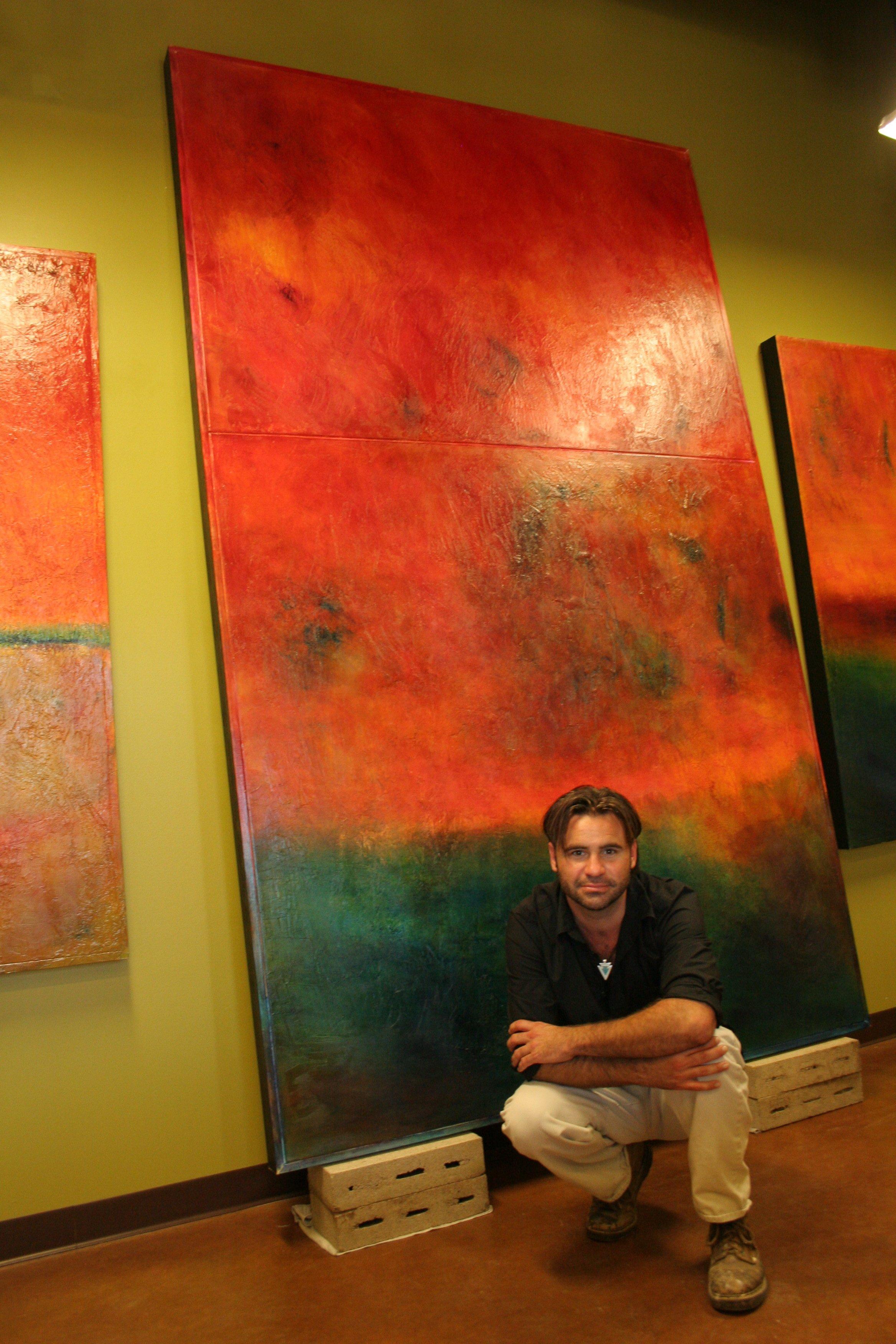 Michael Quinn Artist