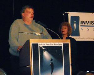 Matt Barrett Speaking at the 2011 IDA Awards Banquet