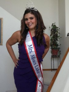 Rosie Lohr, Mrs. Washington Contestant