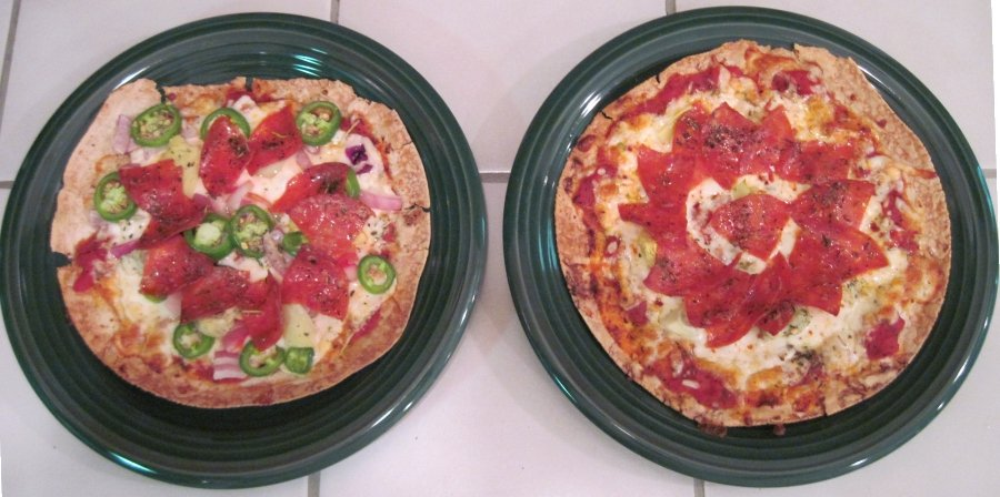 Movie Night Gluten Free Organic Pizza by IDA Founder Wayne Connell
