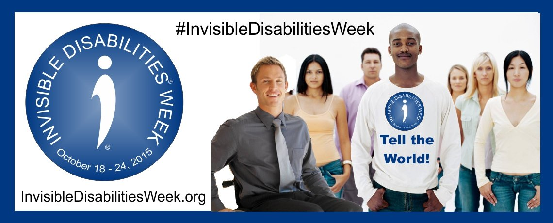 2015 Invisible Disabilities Week