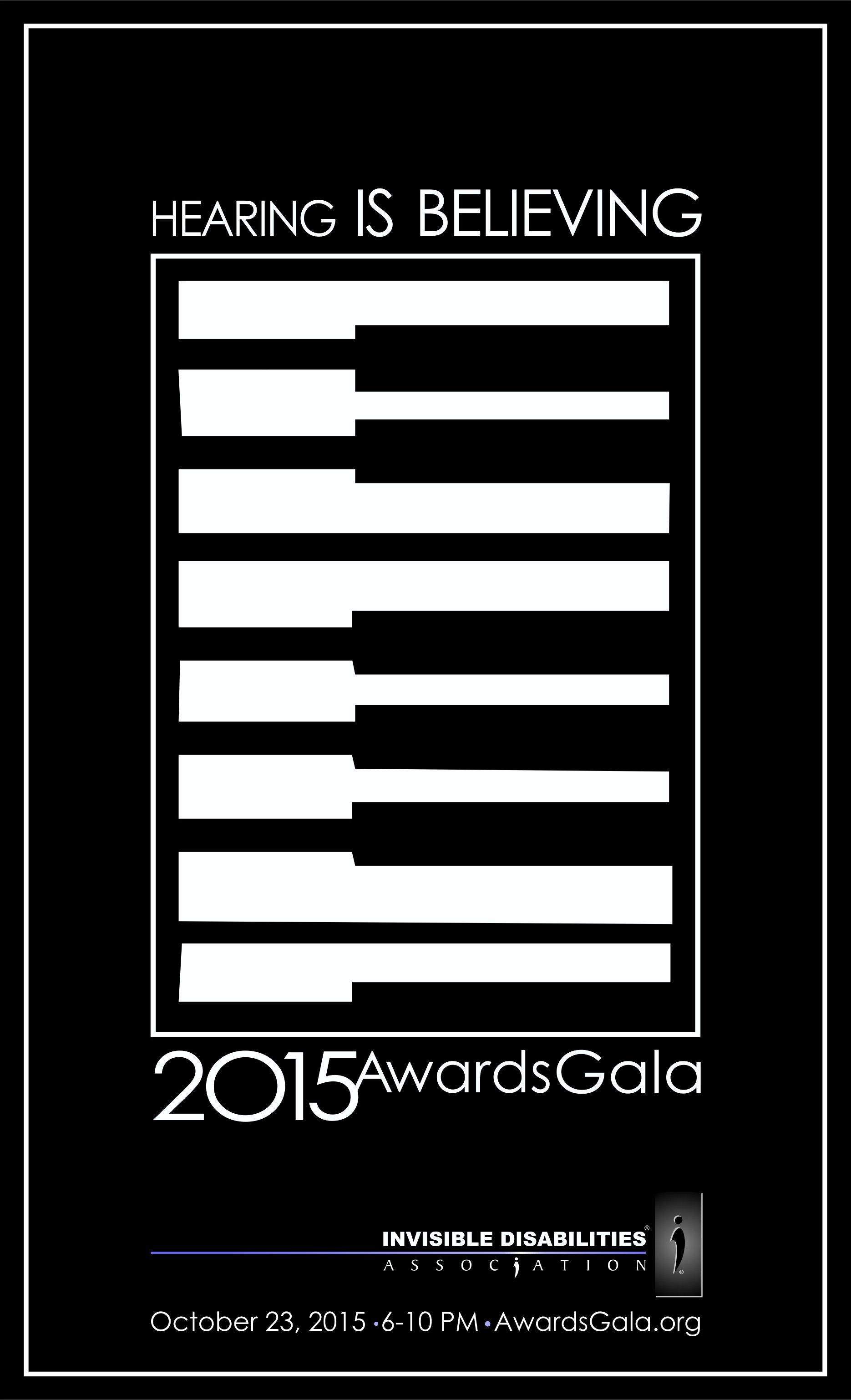 2015 Invisible Disabilities Association Awards Gala 10-23-2015