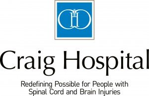 Craig Hospital - Mike Fordyce Invisible Disabilities 2015 Healthcare Award