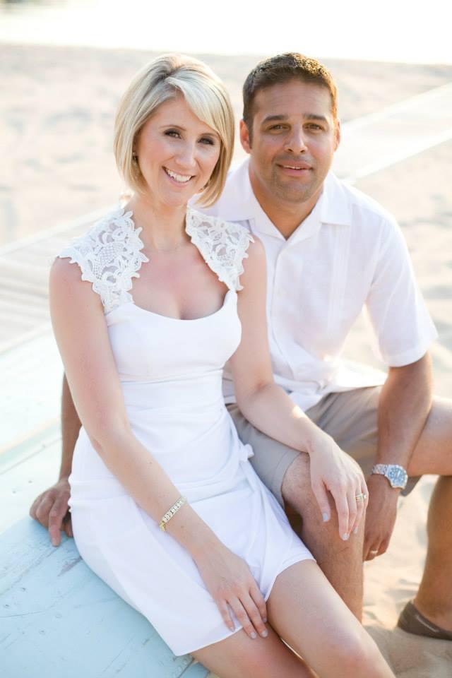Katie Maskey Invisible Disabilities Ambassador and Russ Maskey
