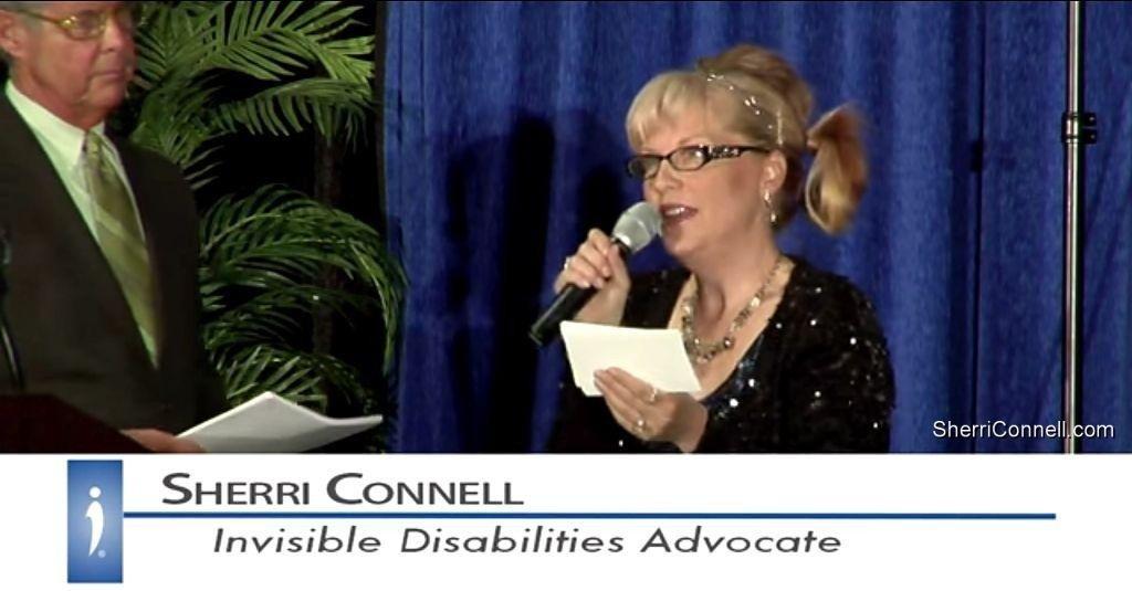 Sherri Connell Special Guest IDA Awards Gala 2013