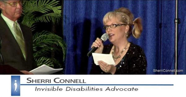 Sherri Connell Special Guest IDA Awards Gala 2013