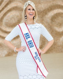 The Voice of Encouragement Katie Maskey Mrs Ohio United States 2015 Invisible Disabilities Ambassador