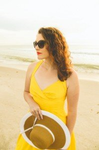 Mandy Harvey Invisible Disabilities Association Ambassador