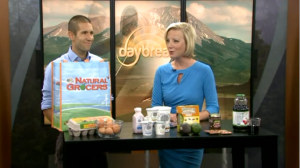 Jon Clinthorne PhD - Nutrition Education Specialist, Natural Grocers on Daybreak - 2015 Brain IDEAS Symposium - Invisible Disabilities Association