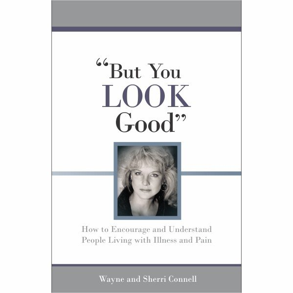 But You LOOK Good Book Product for sale Invisible Disabilities Association