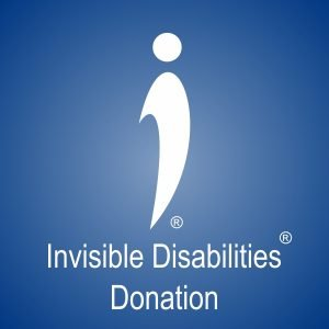 Invisible Disabilities Association Online Donation