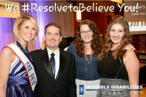 Resolve to Believe Ambassadors