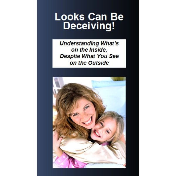 Looks Can Be Deceiving Pamphlet 25-Pack Product for sale Invisible Disabilities Association
