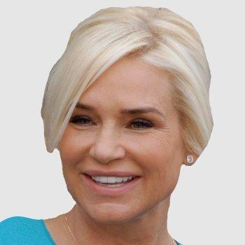 Yolanda Foster Invisible Disabilities Association 2016 But You LOOK Good Inspiration Award