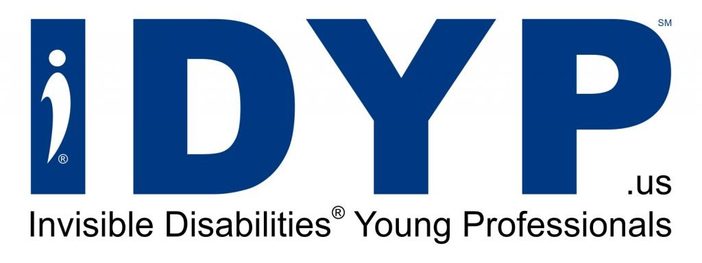 IDYP - Invisible Disabilities Young Professionals Logo - Invisible Disabilities Association
