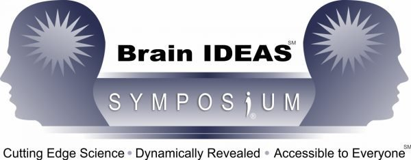 Brain IDEAS Symposium Logo Invisible Disabilities Association Videos