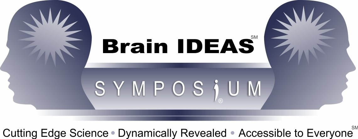 Brain IDEAS Symposium Logo Invisible Disabilities Association Videos