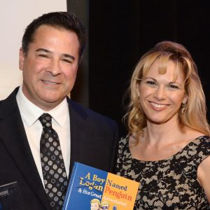 Aaron and Sandee LaPedis - 2017 IDA Gala Chairs
