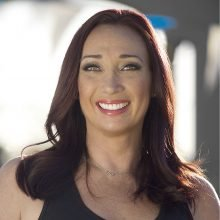 Amy Van Dyken Rouen Invisible Disabilities Association 2017 Perseverance Award