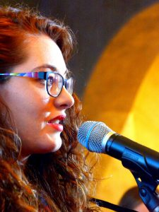 "Mandy Harvey Performance of ""What a Wonderful World"""