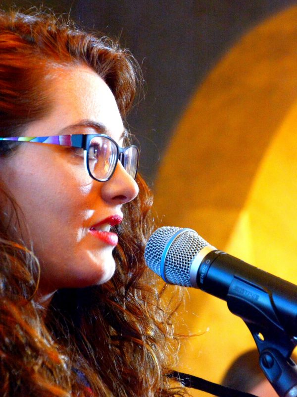Mandy Harvey Performance of