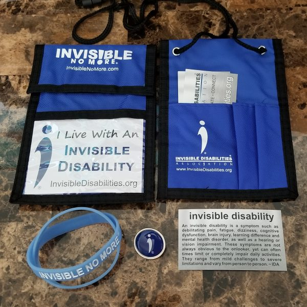 Invisible Disability Identity Bundle Helps You Educate Others