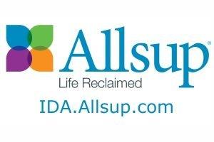 Allsup - I Am Invisible No More Sponsor