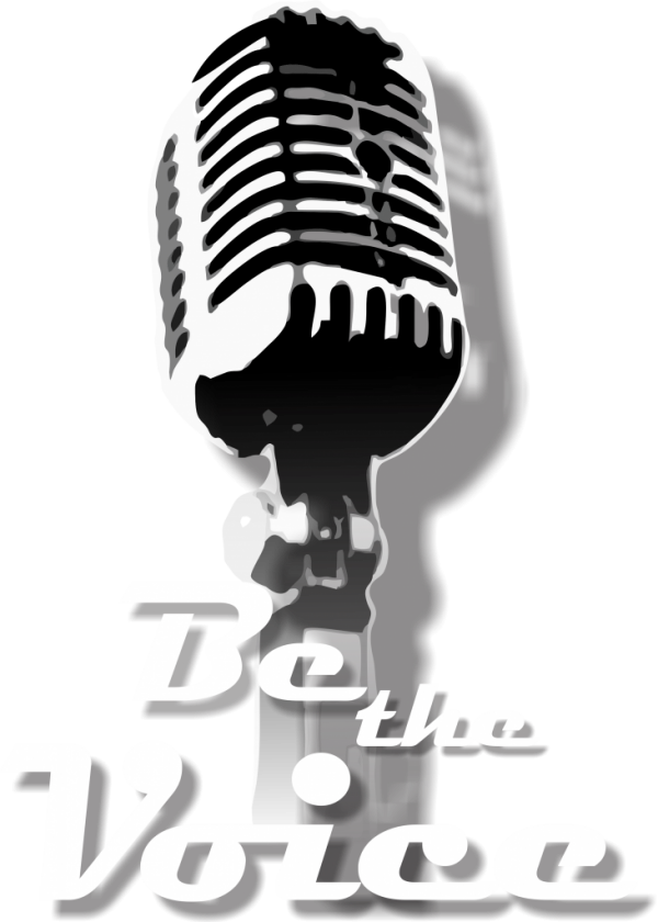 Be The Voice 2018 Gala Logo
