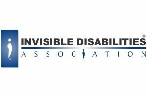Invisible Disabilities Association - I Am Invisible No More Sponsor
