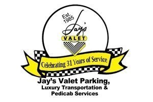 Jay's Valet Parking - 2018 Awards Gala - Rhythm Sponsor - Invisible Disabilities Association