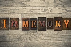 Give in Memory