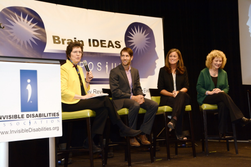 2016 Brain IDEAS - Brain Health Panel - Invisible Disabilities Association