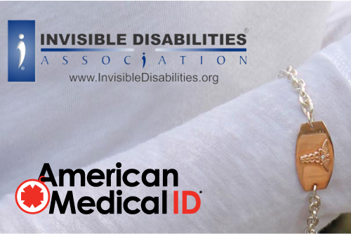 American Medical ID - Invisible Disabilities Association