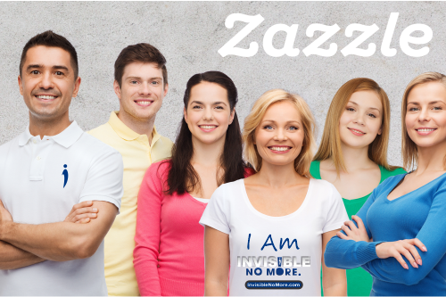 IDA Zazzle Store - Invisible Disabilities Association