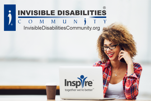 Invisible Disabilities Support Community on Inspire - Invisible Disabilities Association