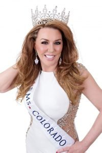 Jodi Perito 2019 Ms Colorado America - 2019 Volunteer Award Recipient - Invisible Disabilities Association