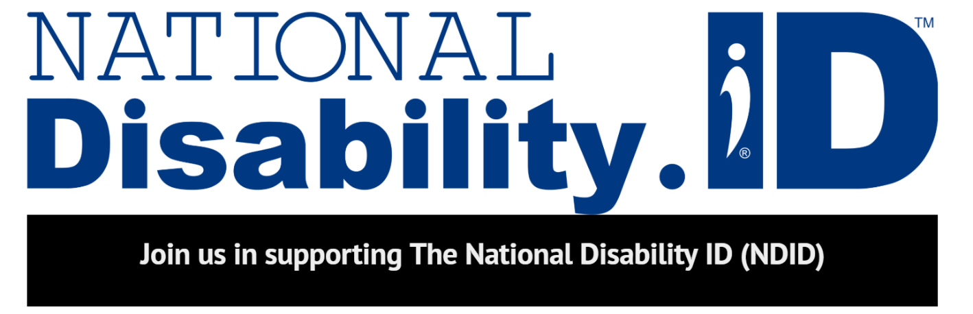 National Disability ID - Invisible Disabilities Association