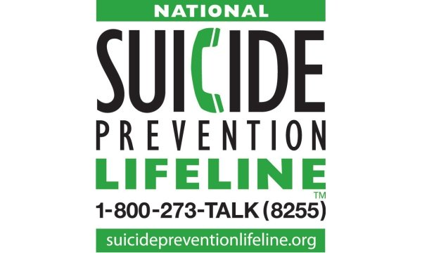 National Suicide Prevention Lifeline 800-273-8255 - National Disability ID - Invisible Disabilities Association