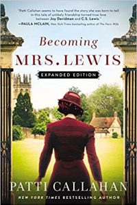 Becoming Mrs. Lewis by Patti Callahan Henry - Love IDEAS Summit - Invisible Disabilities Association