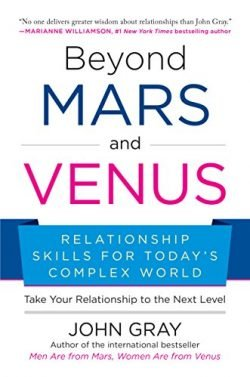 Beyond Mars and Venus by John Gray - Love IDEAS Summit - Invisible Disabilities Association