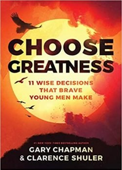 Choose Greatness by Clarence Shuler and Gary Chapman - Love IDEAS Summit - Invisible Disabilities Association