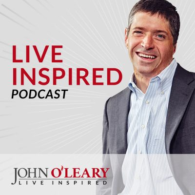 John O'Leary Live Inspired Podcast - Love IDEAS Summit - Invisible Disabilities Association
